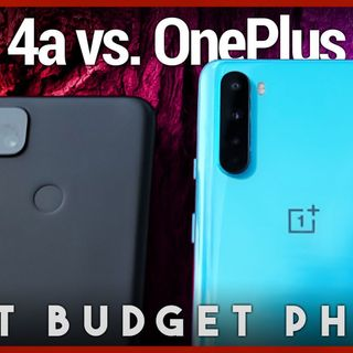 Google Pixel 4a vs. OnePlus Nord - Battle for Best Budget Phone of 2020
