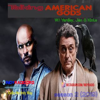 American Gods: The Ways of the Dead Episode 13