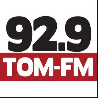 92.9 TomFM (WRDX-FM)