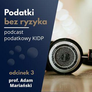 prof. Adam Mariański - Estoński CIT - czy jest korzystny dla osób które wypłacają zyski?