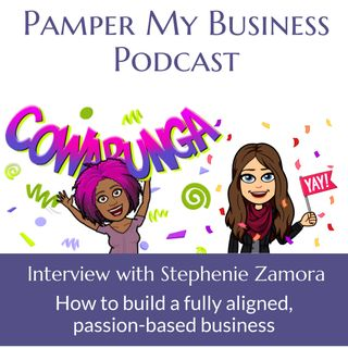 How to build a fully aligned, passion-based business