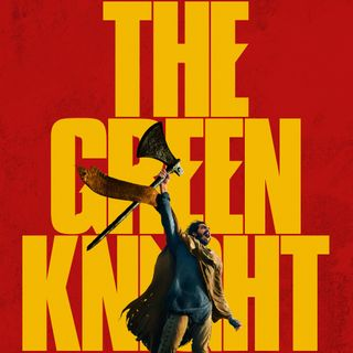 The Green Knight - Movie Review