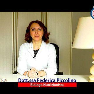 INTERVISTA FEDERICA PICCOLINO - BIOLOGA NUTRIZIONISTA