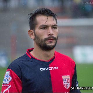 Gigi Scotto dopo Rieti - Torres 1-0
