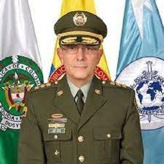 Jorge Vargas Director General Policía