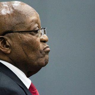 South Africa's Zuma, jail & riots.