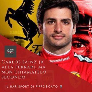 Episodio 1 - Carlos Sainz Jr alla Ferrari, ma non chiamatelo secondo