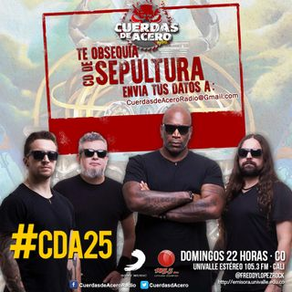 Cuerdas de Acero_Podcast_SEPULTURA_Machine_Messiah