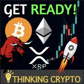 BULLISH Crypto News - Bitcoin $100K & $250K Predictions, BlackRock, Coinbase & MasterCard CBDC