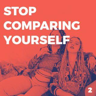 2. Stop! Las comparaciones en Social Media