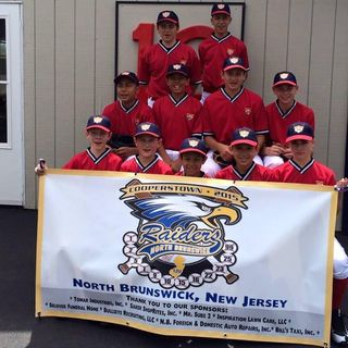 12U Raiders vs. Maple Mountain Eagles(UT): Cooperstown Game #7