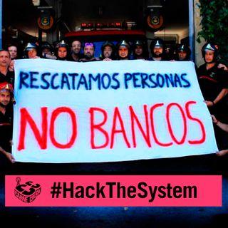 Activista a tiempo completo. Hackea la ciudad (HACK THE SYSTEM - CARNE CRUDA #853)