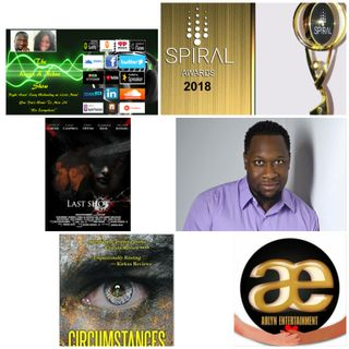 The Kevin & Nikee Show - Terrance Arlyn - Author, Actor, Writer, Director, Producer and Comedian