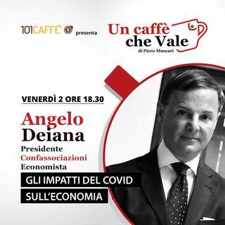 Angelo Deiana: Gli impatti del Covid sull'economia