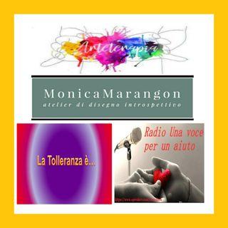 """Punt. straordinaria: """"LA TOLLERANZA """" con Monica Marangon"""