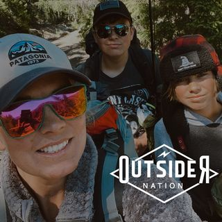 Episode 2 - Outsider Nation: Your sacrifice is worth your risk.