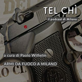 Puntata 51: bang bang, Milano spara. Ma quante armi legali sono in circolazione?