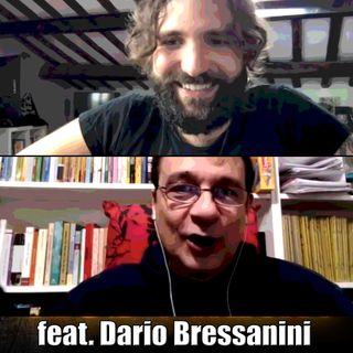Chiacchierata chimica con Dario Bressanini