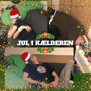 Jul I Kælderen - 1. december: Starten på eventyret