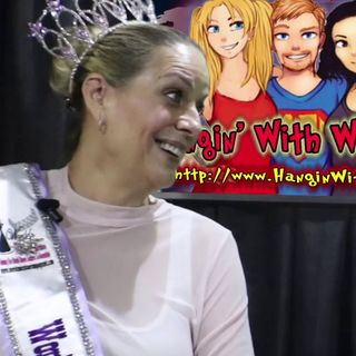 A Whole World of Arts and Culture with Sheila Sturtevant: An interview on the Hangin With Web Show