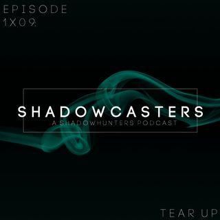 Episode 1x09: Tear Up