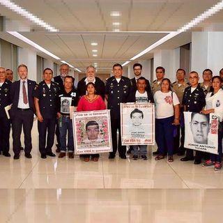 Padres de los 43 podrán visitar Batallón de Iguala