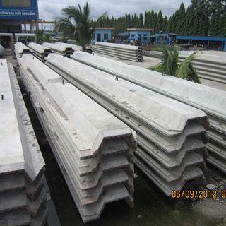 Jual Sheet Pile Beton Pracetak ☎ 0852 1900 8787 (MegaconPerkasa.com)
