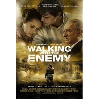 In the Arena: Jonas Armstrong of 'Walking with the Enemy'