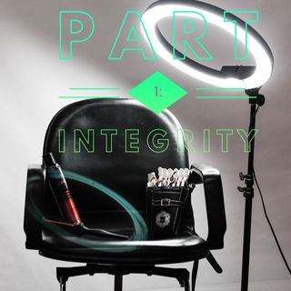 Episode 50 - Salon series Part 1: INTEGRITY