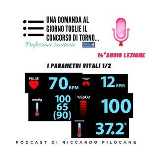 14° audio lezione I parametri vitali 1/2