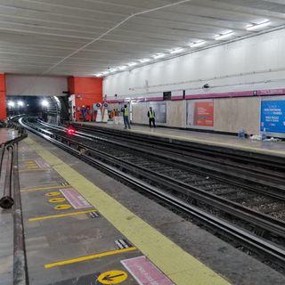 STC Metro reanudará servicio tras choque de trenes