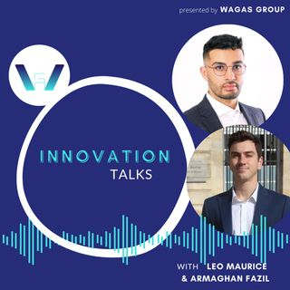 Blockchain innovations: Leo Maurice and Armaghan Fazil on blockchain for IoT