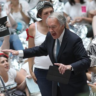 Markey: Trump Administration 'Still Has No Plan' To Reunite Families