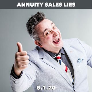 More Annuity Sales Lies