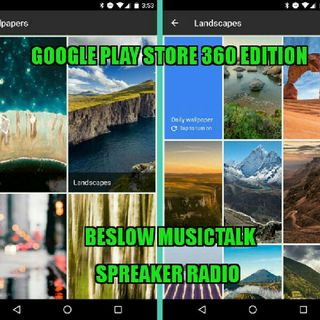 Google Play Store 360 Edition