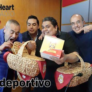 Pegandole con todo al Paste en Espacio Deportivo de la Tarde 30 de Septiembre 2019