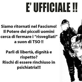 SOS - da Genova cavia umana denuncia dopo 6 TSO illegali