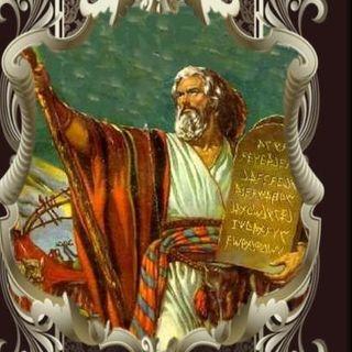 San Moises, Profeta