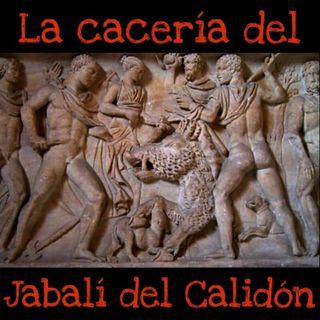 La cacería del Jabalí de Calidón