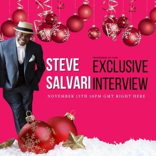 Live Radio Show With Steve Salvari