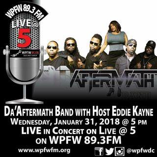 Hip Hop Wednesdays hosted by Eddie Kayne