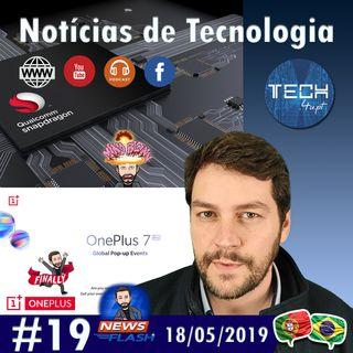 Antutu TOP 10 e lançamento do OnePlus 7 Pro - Notícias #19