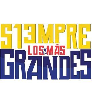 LOS MÁS GRANDES Temporada 4 programa 017. Mayo 15, 2019.