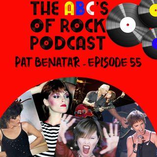 """Pat Benatar - """"A Toxic Waltz"""" - Episode 55"""