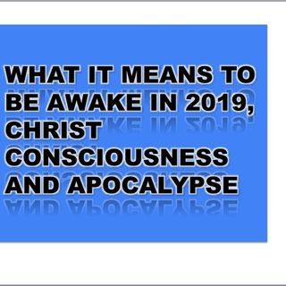 What Its Like To Be Awake In 2019 Part1