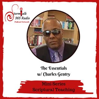 "Mini Series ""The Essentials"" w/ Charles Gentry - Introduction"
