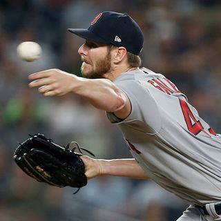 Red Sox Ace Chris Sale's Priorities Exceed Personal Achievements
