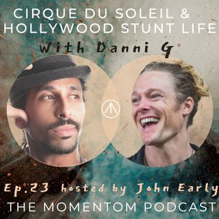 Danni G - The Inside Life of a Cirque & Hollywood Stunt Artist