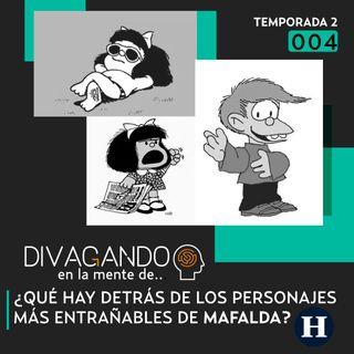 Mafalda | Divagando en la mente del entrañable personaje