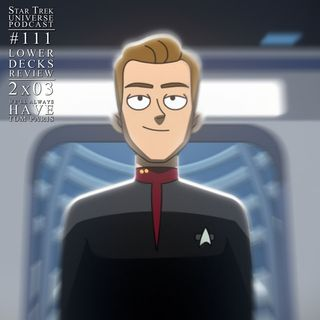 "Lower Decks 2x03 - ""We'll Always Have Tom Paris"" Review"